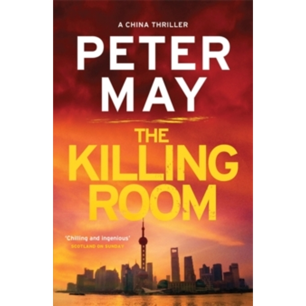 The Killing Room : China Thriller 3