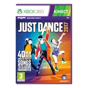 Just Dance 2017 Xbox 360 Game