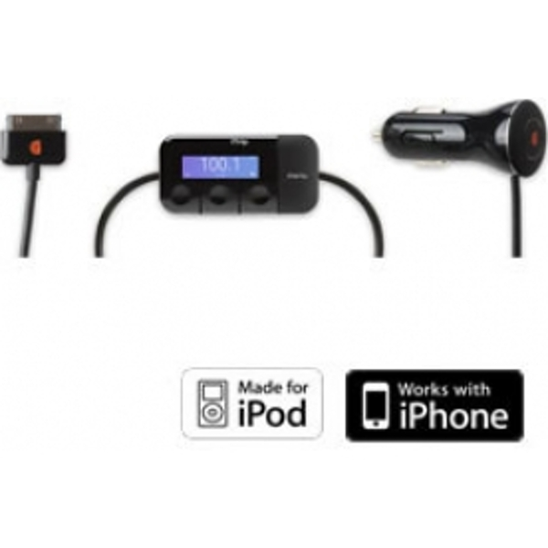 Griffin GA22042 iTrip Auto FM transmitter and car charger for iPod & iPhone