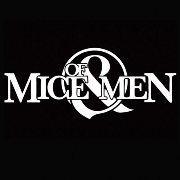 Of Mice & Men - Logo Single Cork Coaster