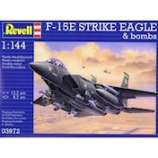 F-15 E Strike Eagle 1:144 Revell Model Kit