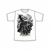 Might and Magic Heavens Heroes T-shirt Large