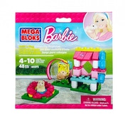 Mega Bloks Barbie Animal Pack