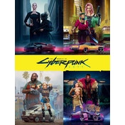 The World Of Cyberpunk 2077 Hardcover – 21 Apr 2020
