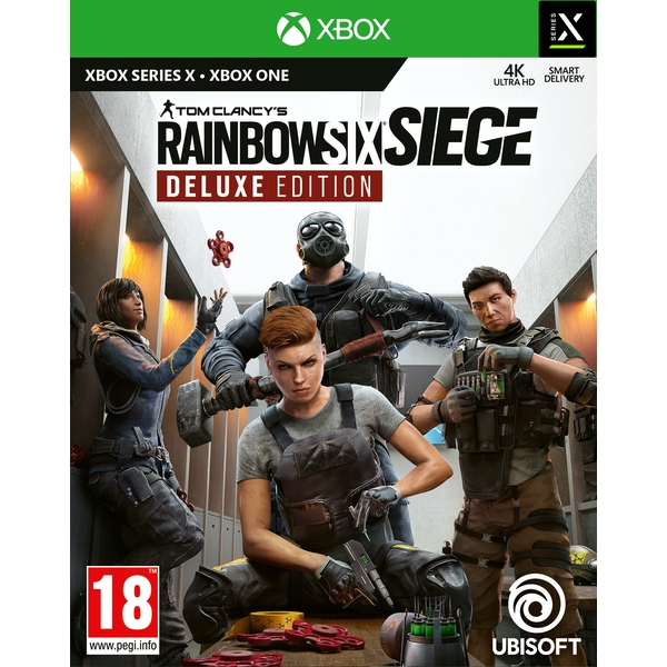 Tom Clancy's Rainbow Six Siege Deluxe Edition Xbox One|Series X Game