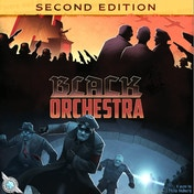 Black Orchestra (2nd Edition) Board Game