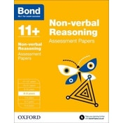 Bond 11+: Non-verbal Reasoning: Assessment Papers: 8-9 years by Andrew Baines, Bond (Paperback, 2015)
