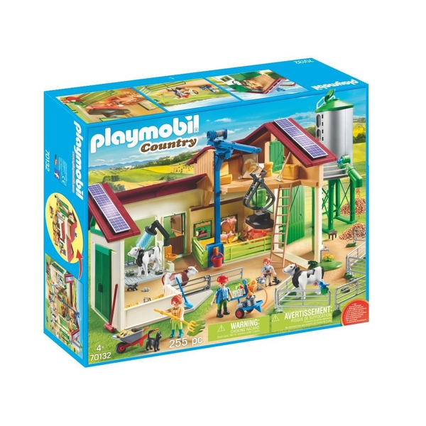 Playmobil Country Farm with Animals Playset