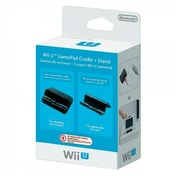 Official Nintendo GamePad Cradle & Stand Wii U