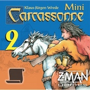 Carcassonne The Messengers Mini Expansion 2