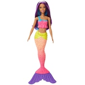 Barbie Dreamtopia Rainbow Cove Mermaid Latina Doll