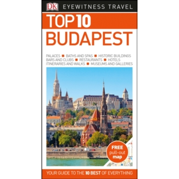 Top 10 Budapest by DK (Paperback, 2017)