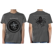 A Perfect Circle - Octocircle 2018 Men's Small T-Shirt - Charcoal Grey