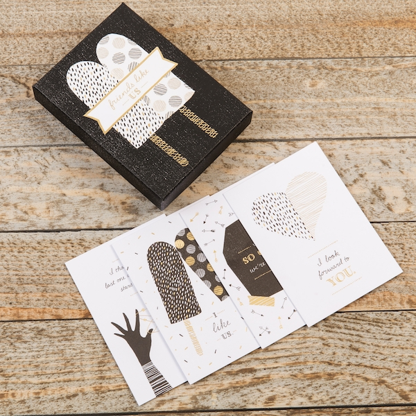 Compendium Friends Like Us Boxed Note Cards