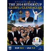 Ryder Cup 2014 Official Film (40th) DVD