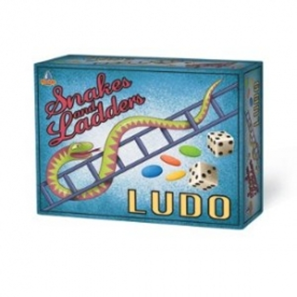 Snakes and Ladders Ludo Retro Board Games