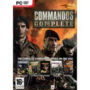 Commandos Complete Collection Game PC