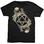 HIM Bone Sculpture Mens TS: XXL