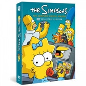 Ex-Display The Simpsons - Season 8 DVD Used - Like New