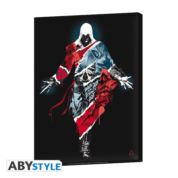 Assassin's Creed - Legacy Canvas