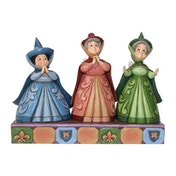 Royal Guests (Sleeping Beauty) Disney Traditions Figurine