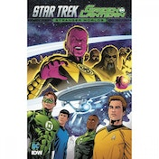 Star Trek/Green Lantern  Volume 2: Stranger Worlds