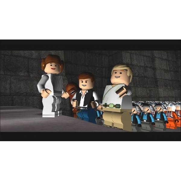Lego Star Wars II 2 The Original Trilogy Game PC - Image 5