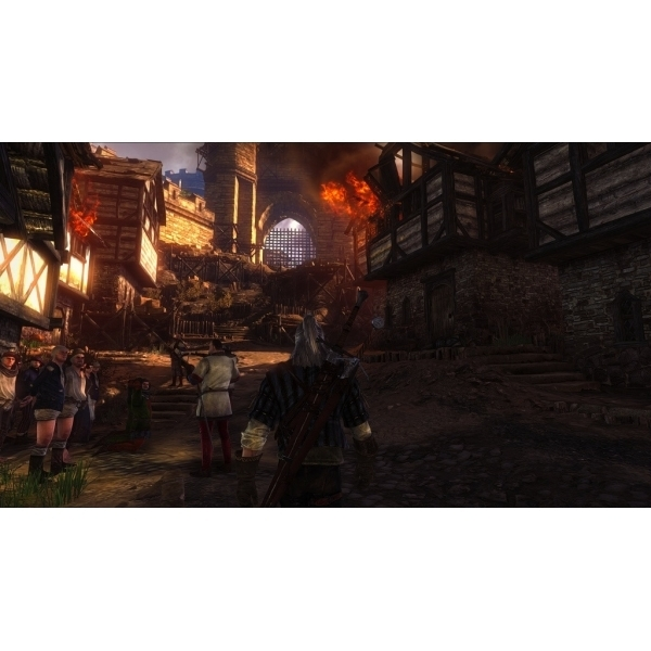 The Witcher 2 Assassins Of Kings Enhanced Edition (Classics) Game Xbox 360 - Image 2