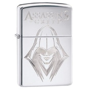 Zippo Assassin's Creed Ezio Chrome Regular Windproof Lighter