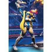 Rainbow Mika (Street Fighter) Bandai S.H. Figuarts Action Figure