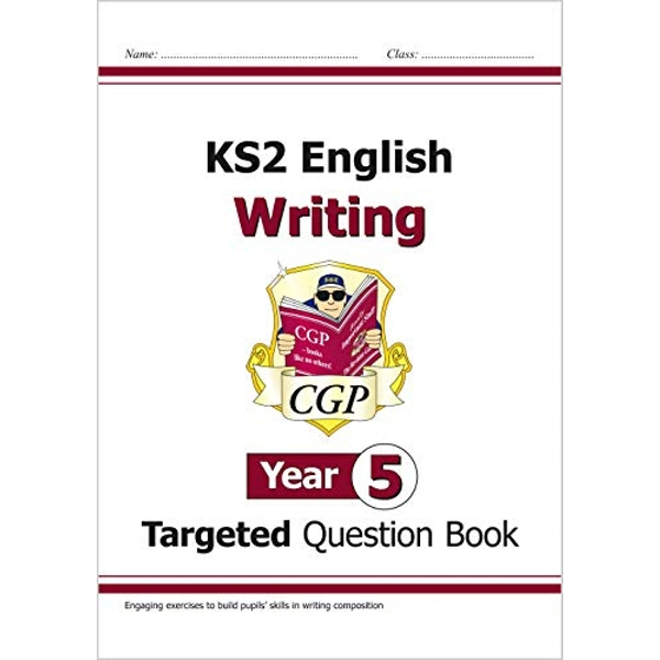 New KS2 English Writing Targeted Question Book - Year 5  Paperback / softback 2018