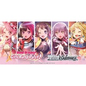 Weiss Schwarz TCG: BanG Dream! Girls Band Party! Booster Box (20 Packs)