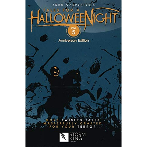 John Carpenter's Tales for a HalloweeNight: Volume 5