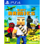 8-Bit Armies PS4 Game
