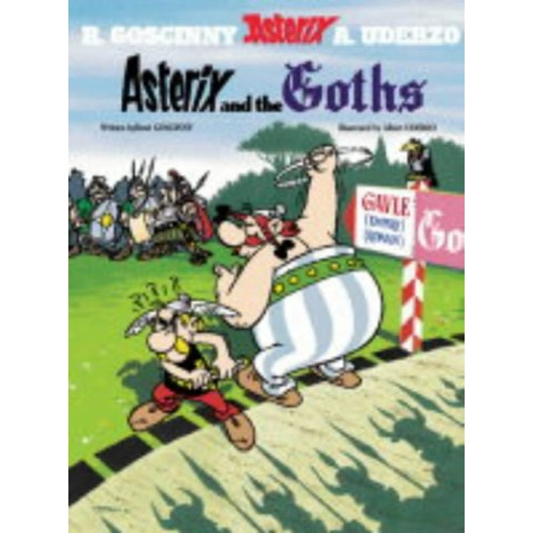 Asterix and the Goths: Album 3 by Rene Goscinny (Paperback, 2004)