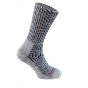 Bridgedale Men's MerinoFusion Trekker Socks, Grey UK Size 9-11.5