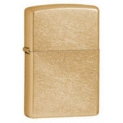 Zippo Regular Gold Dust Windproof Lighter