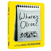 Little Miss Sunshine Limited Edition Steel Pack Blu-ray