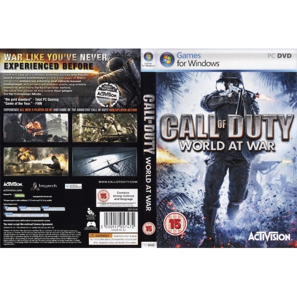 Call Of Duty 5 World  At War Game PC - Image 5