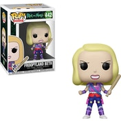 Froopyland Beth (Rick and Morty) Funko Pop! Vinyl Figure #442