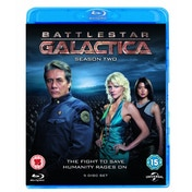 Battlestar Galactica Season 2 Blu-Ray