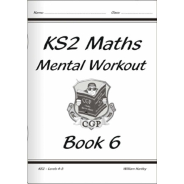KS2 Mental Maths Workout - Year 6 by William Hartley (Paperback, 2002)