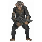 Neca Dawn of the Planet of the Apes 7 Inch Figure Series 2 Koba/Machine Gun