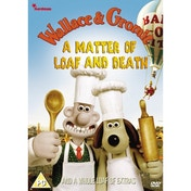 Wallace & Gromit A Matter of Loaf And Death DVD