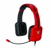 Tritton Kunai Gaming Headset Red Wii U