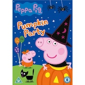 Peppa Pig Pumpkin Party DVD