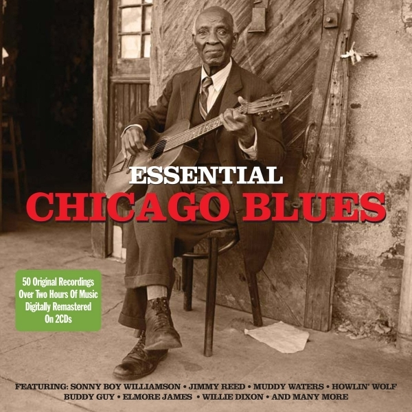 Various Artists - Essential Chicago Blues CD