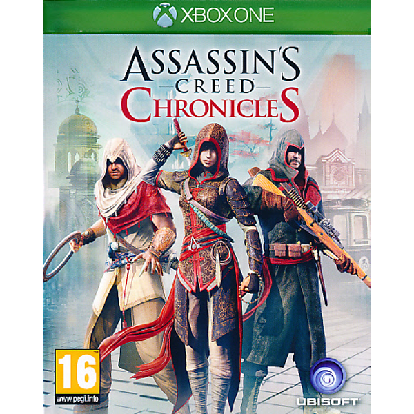 Assassin S Creed Chronicles Nordic Xbox One 365games Co Uk
