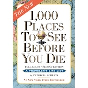 1,000 Places to See Before You Die by Patricia Schultz (Paperback, 2012)