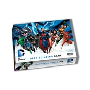 DC Deck Building Game